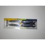 Трамонтина нож  MULTICOLOR для овощей син. №23511213