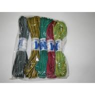Веревка D4 15м шнур мягк.