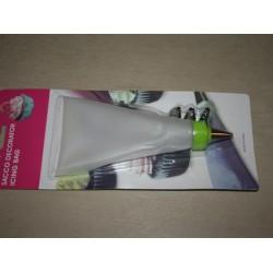 Мешок кондитерский клеенка+7 насадок Р690
