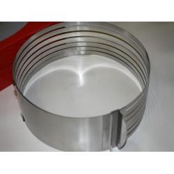 Делитель для бисквита (слайсер) 22-30см 912ЛС А+