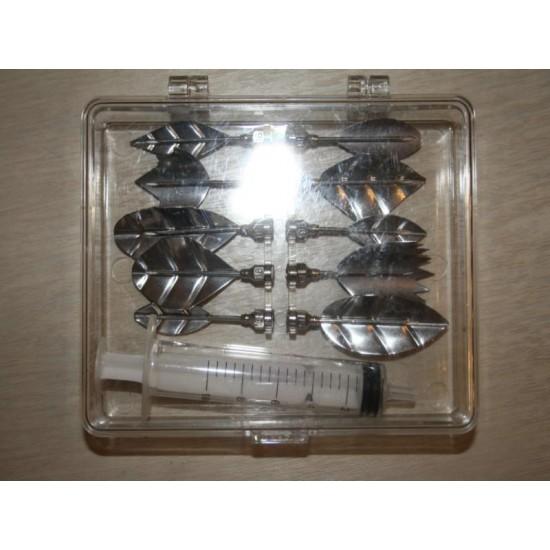Мастика набор для желатина.желе (J,F,H) (10шт.) металл