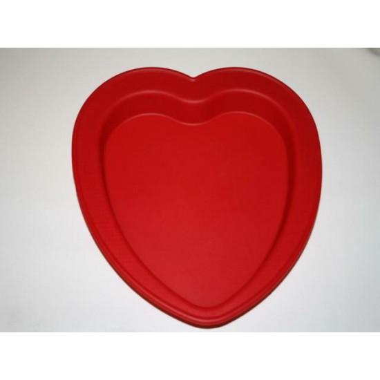 Силикон сердце А+ №354